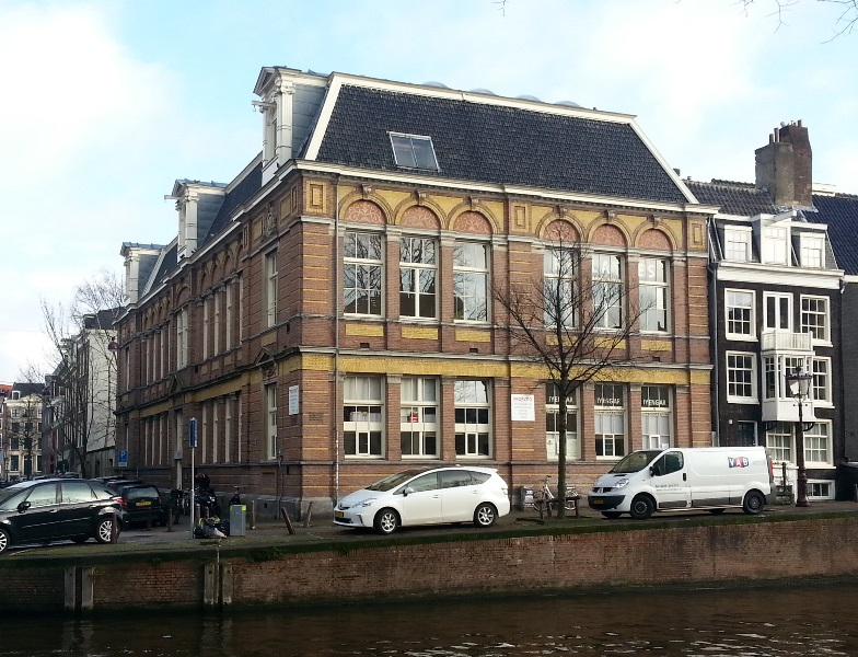 Bedrijfsruimte Amsterdam Molenpad15b