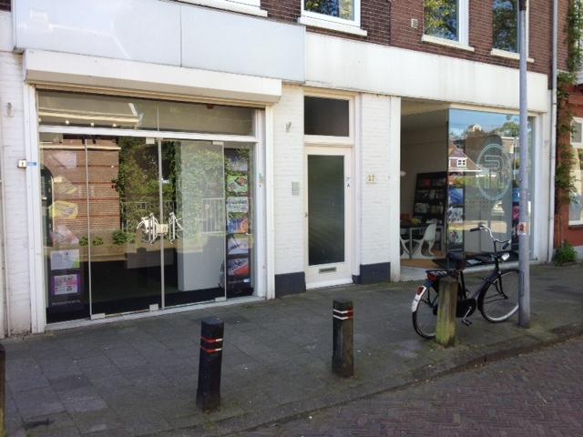 Bedrijfsruimte Utrecht Wagenstraat 27
