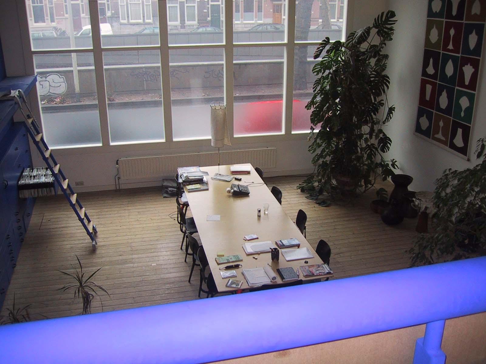 Bedrijfsruimte te huur 39 s gravendijkwal 73 c 3021ee rotterdam for Huur studio rotterdam