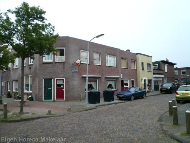 Horecapand Haarlem Preangerstraat 11 - 13