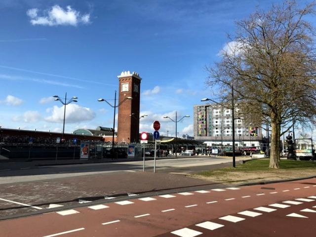 Horecapand Nijmegen Van Oldebarneveltstraat