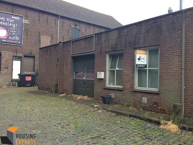 Bedrijfsruimte Waalwijk Hugo De Grootstraat
