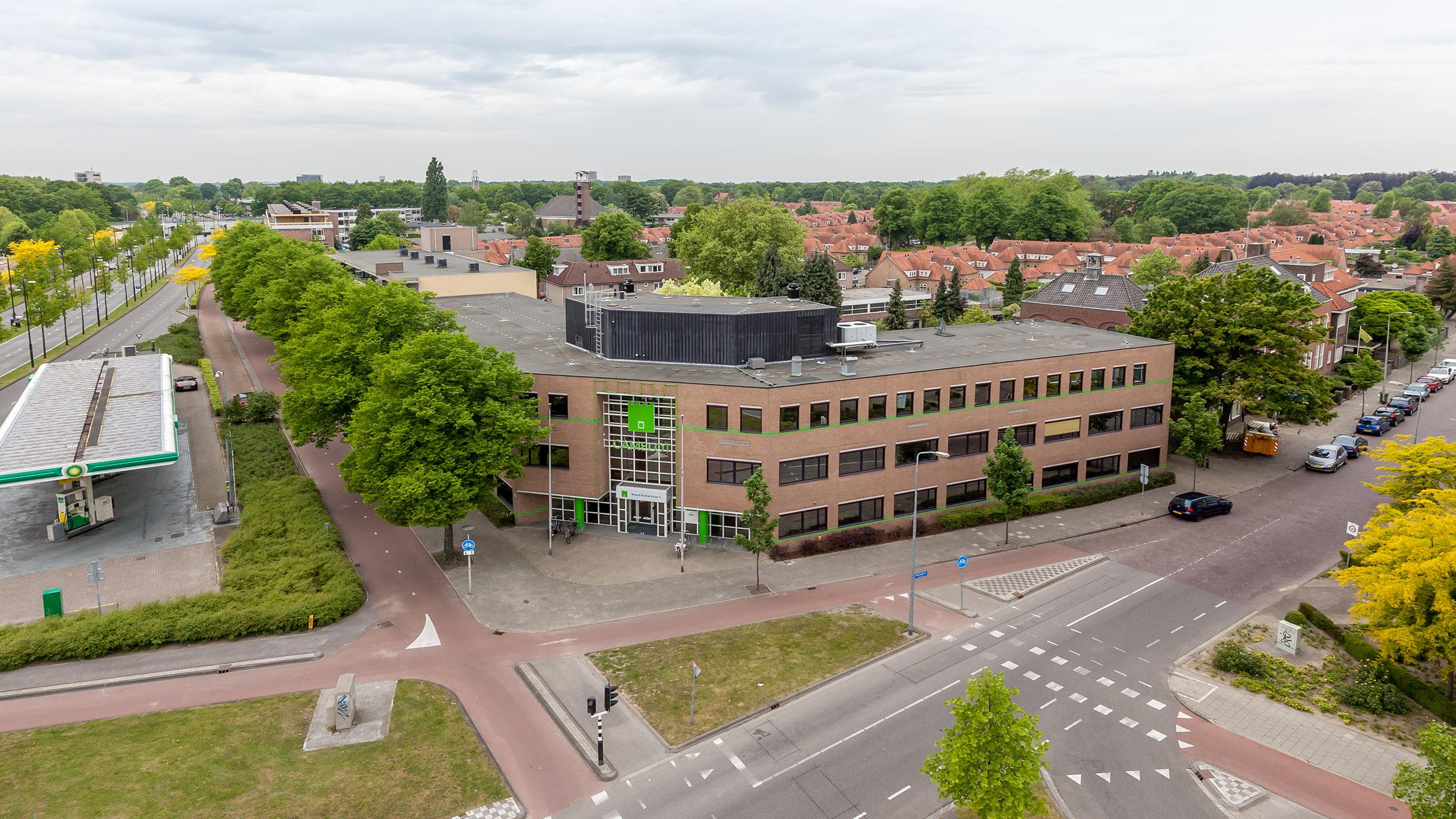 Kantoorruimte Eindhoven Noord Brabantlaan 2