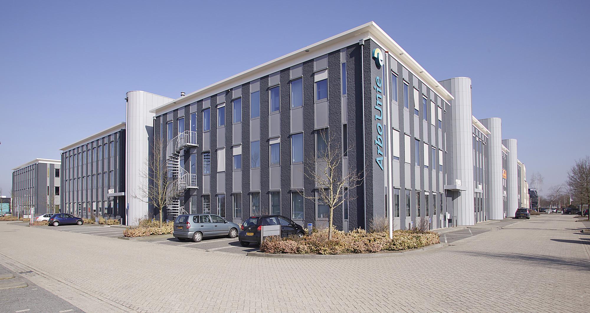Bedrijfsruimte Nijmegen Kerkenbos 1043