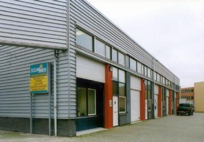 Bedrijfsruimte Amersfoort Noord spaceshuttle 6E