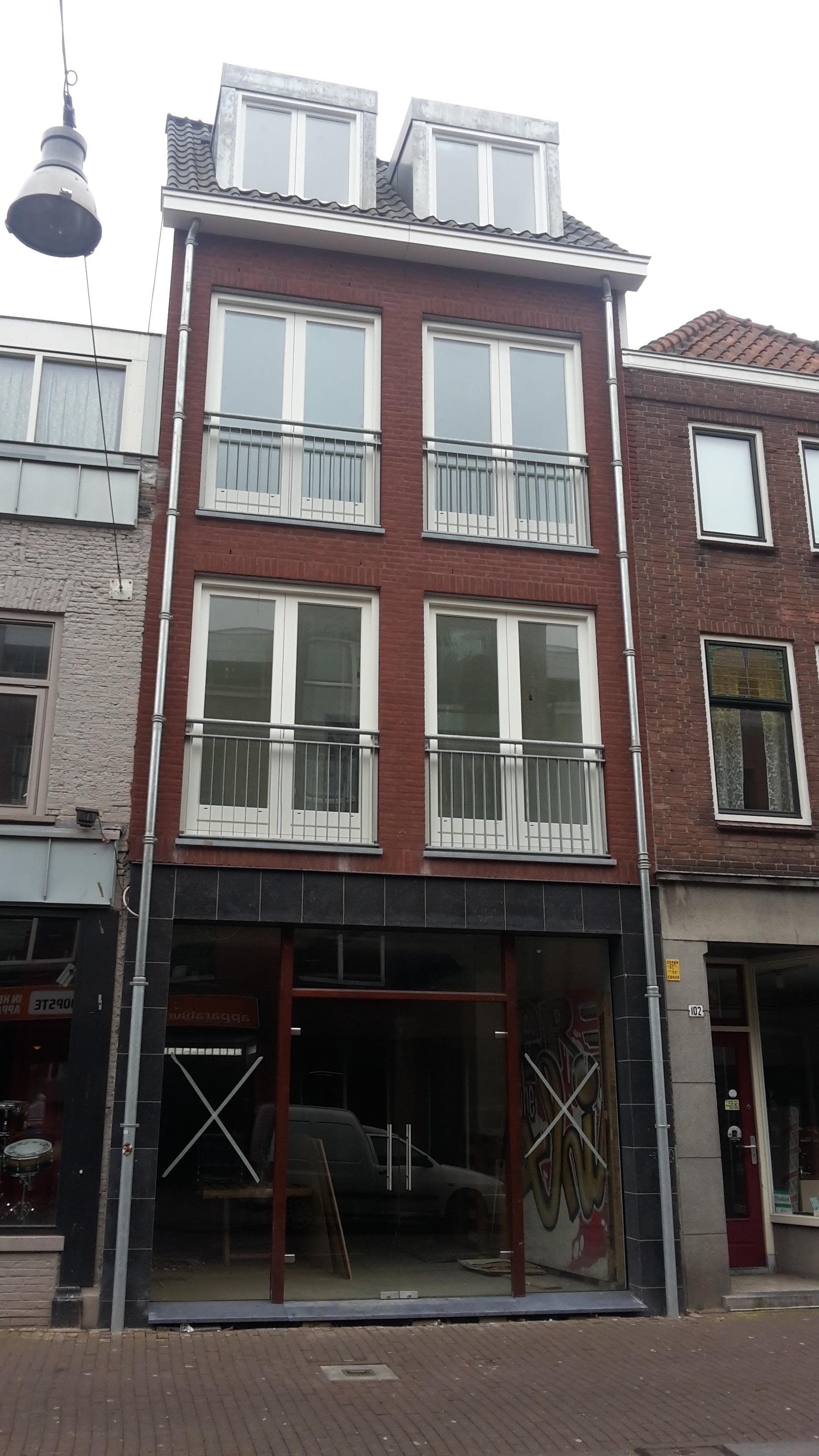 Winkelruimte Breda Boschstraat