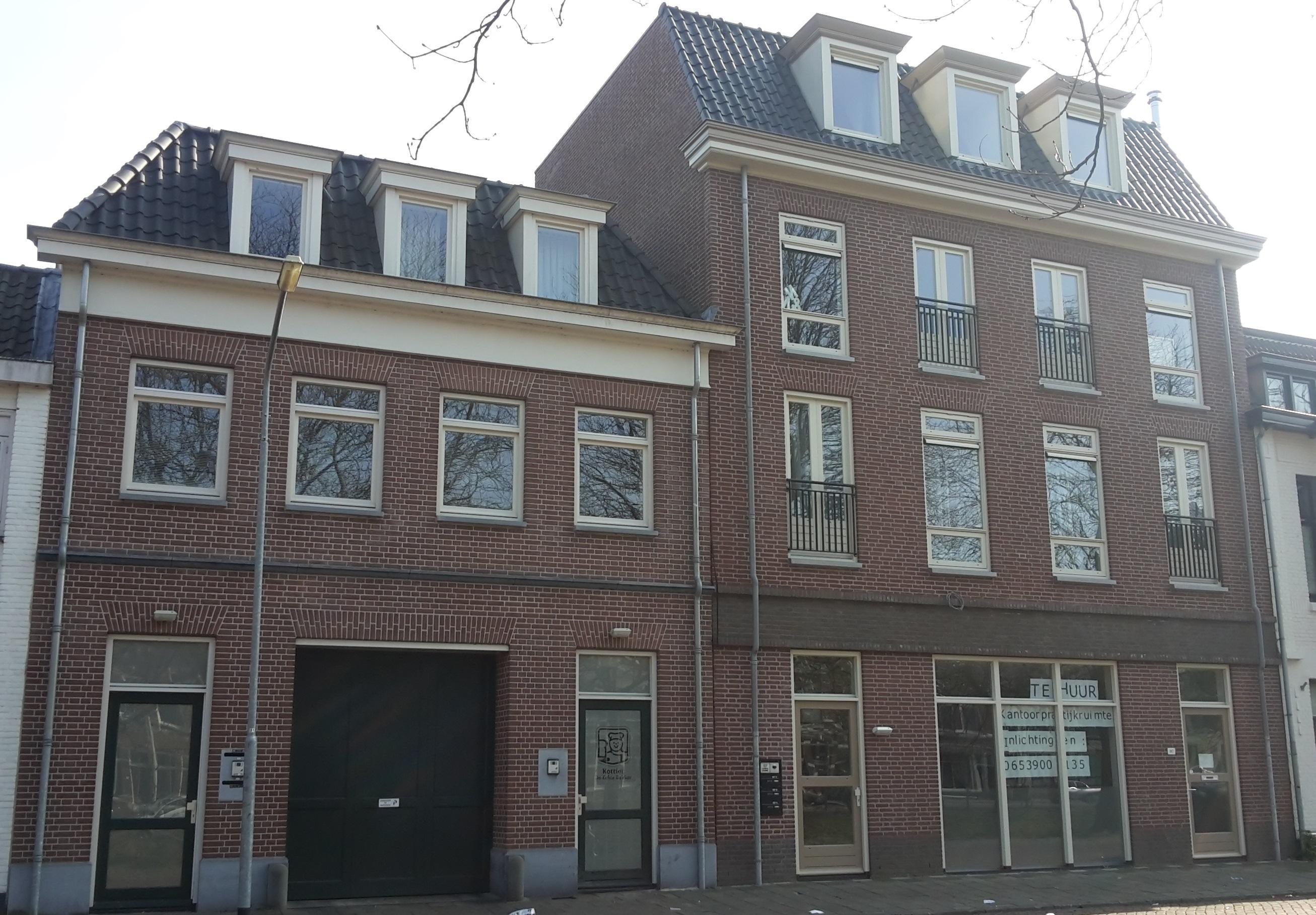 Kantoorruimte Breda Nijverheidssingel 397