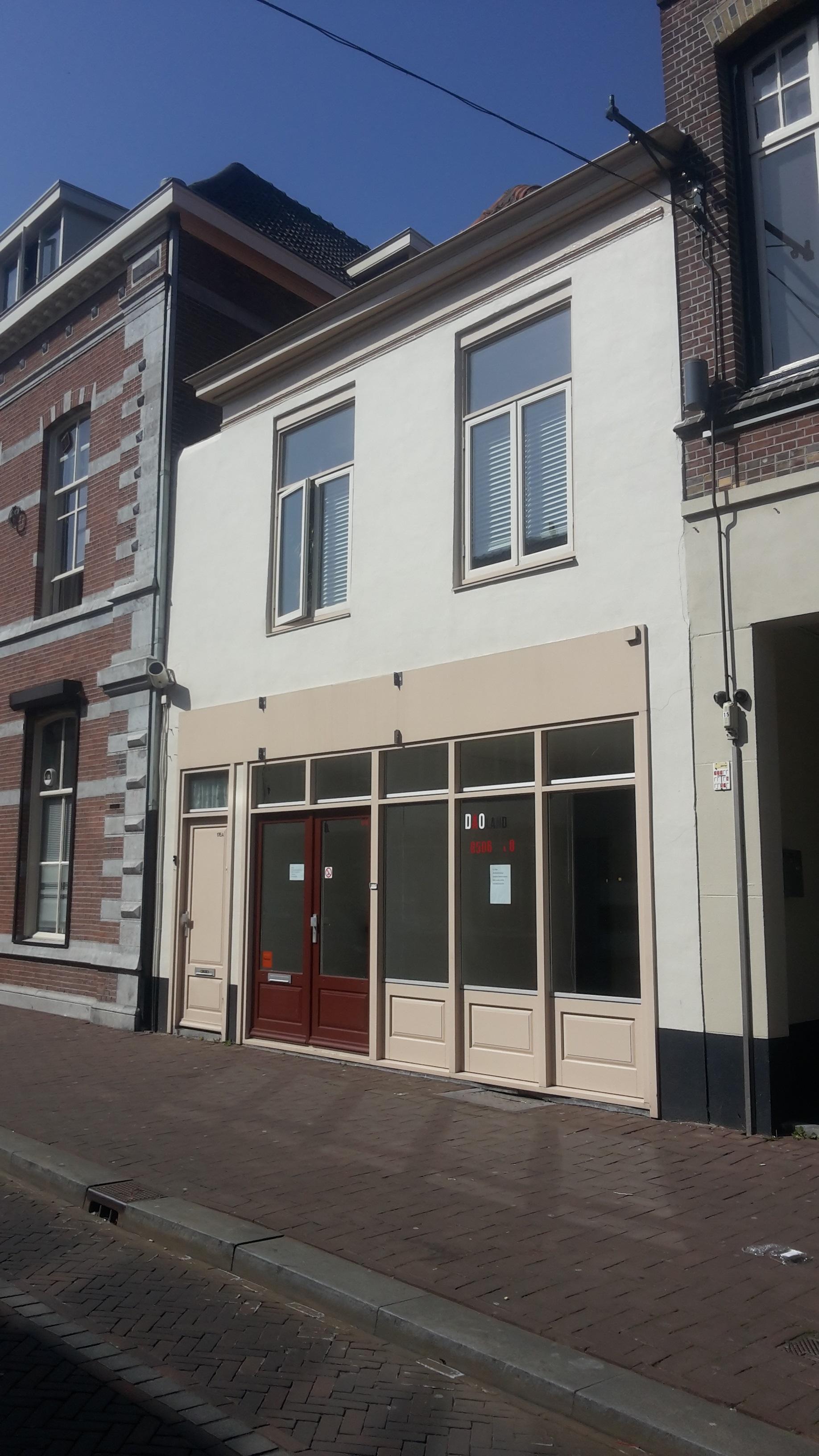 Winkelruimte Breda Haagdijk 176