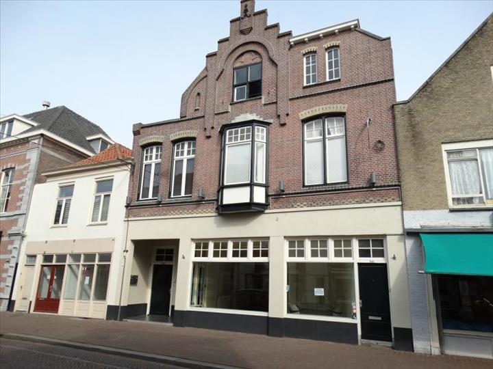 Winkelruimte Breda Haagdijk 168