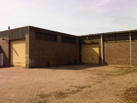 Bedrijfsruimte Maastricht Sleperweg 26 + 26A