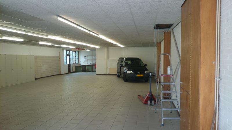 Bedrijfsruimte Nieuwegein Montageweg 5c