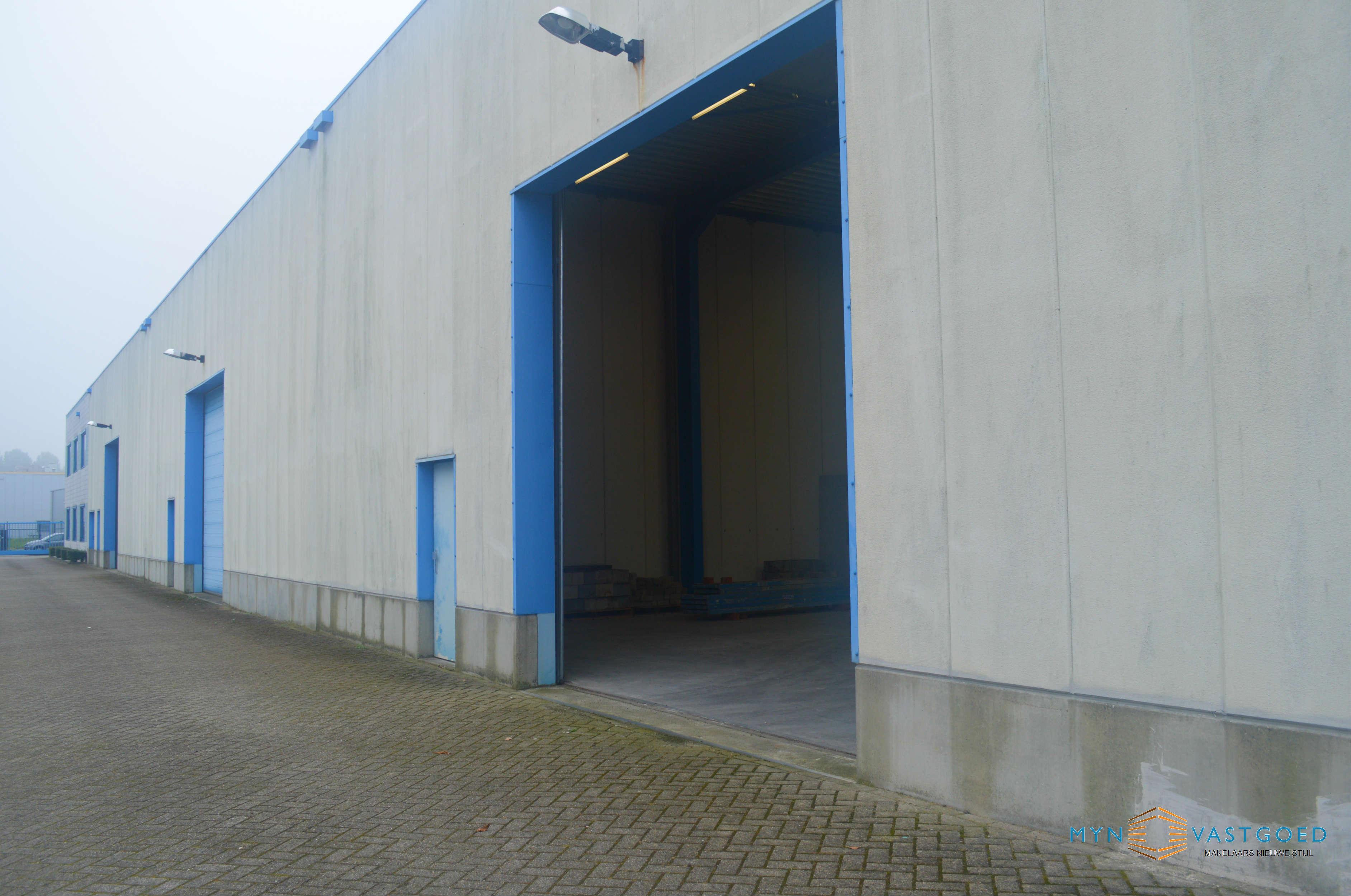 Bedrijfsruimte Breda Minervum 7355