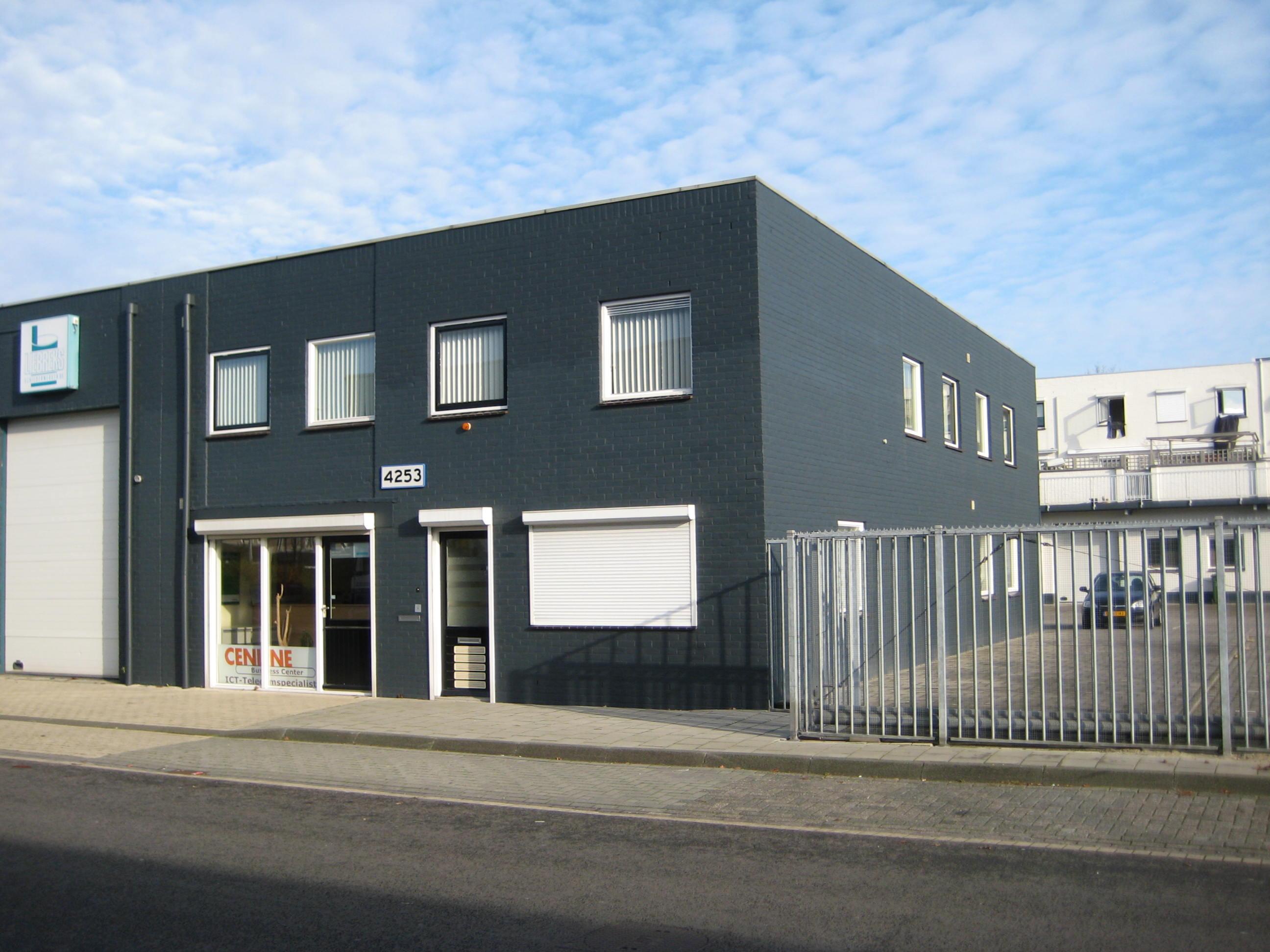 Bedrijfsruimte Eindhoven Ondernemingenweg 9 Eindhoven