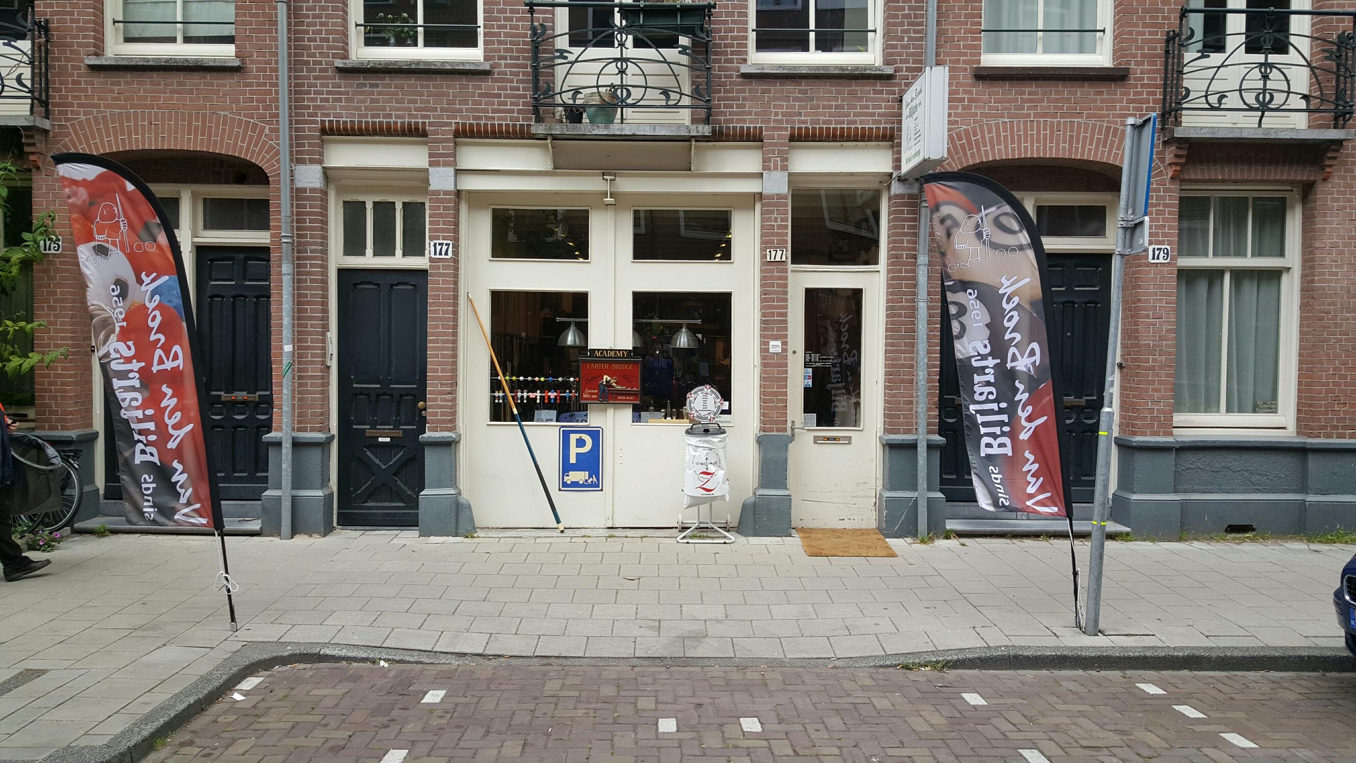 Bedrijfsruimte Amsterdam Van Ostadestraatr 177 hs