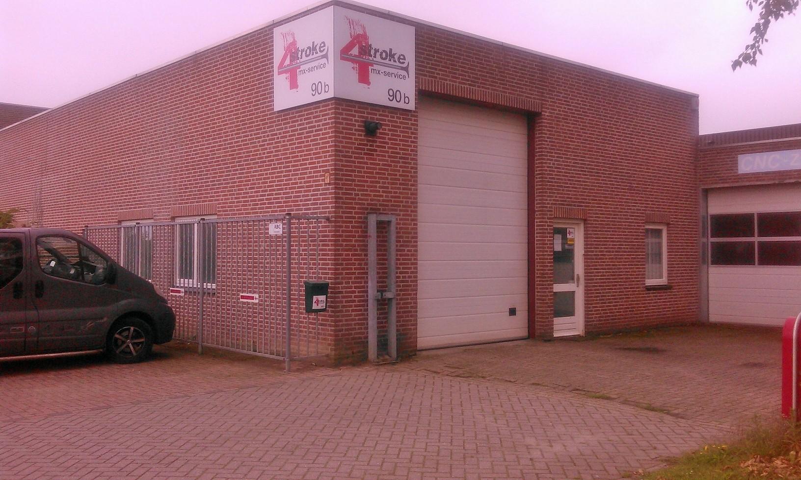 Bedrijfsruimte Waalwijk Industrieweg 90b