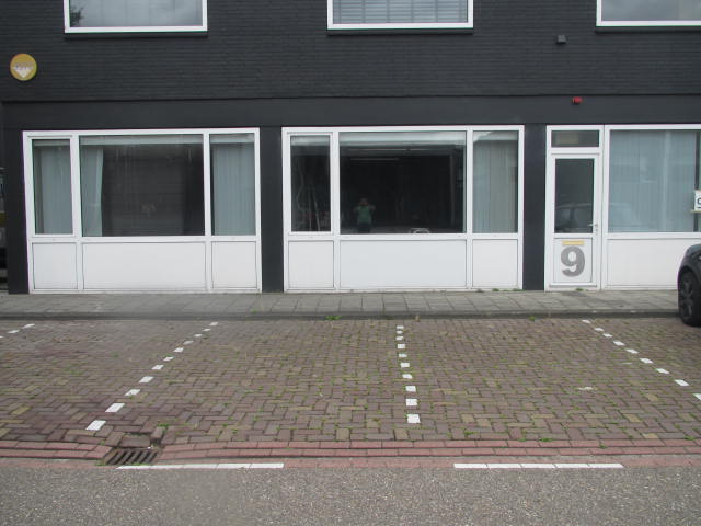 Bedrijfsruimte Amsterdam Isolatorweg 9
