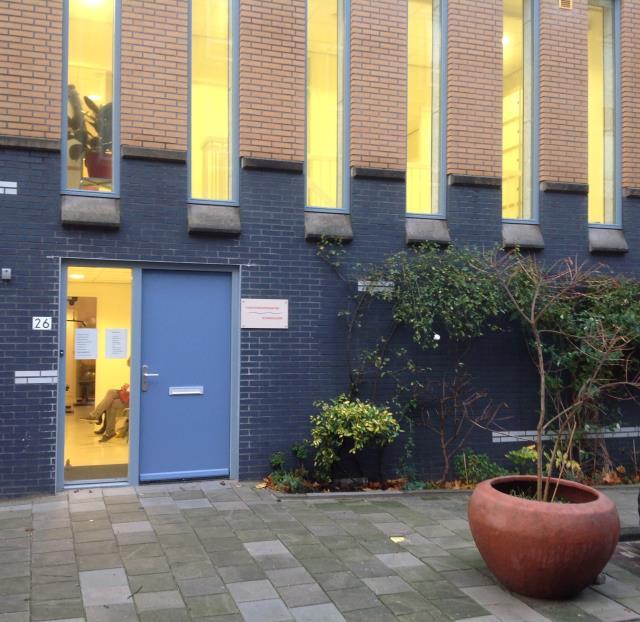 Praktijkruimte Amsterdam-Zuid eerste schinkelstraat 26